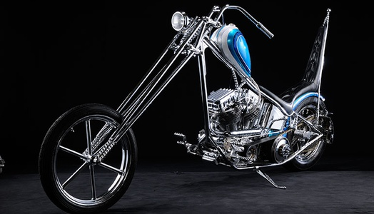 Builder Revolt Custom Cycles
